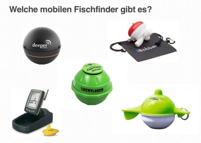 mobile fischfinder und echolote