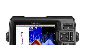 Echolot Garmin striker5dv