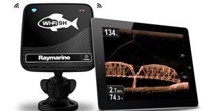 echolot raymarine wi-fish-mobile