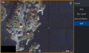 Bild (19) Test Navionics Sonarcharts Live angeln in norwegen Map Luftbild voll