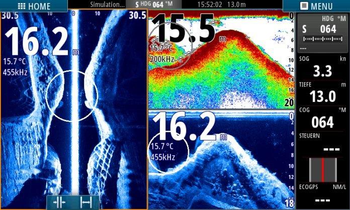 abb.4 sidescan echolot bilder intepretation