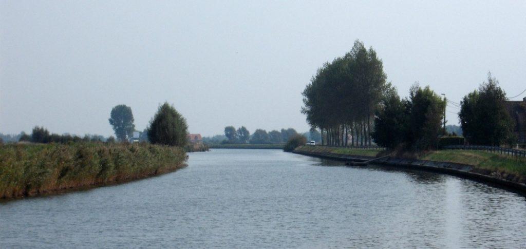 L'Yser Fluss Gewässerbild -_panoramio wikimedia