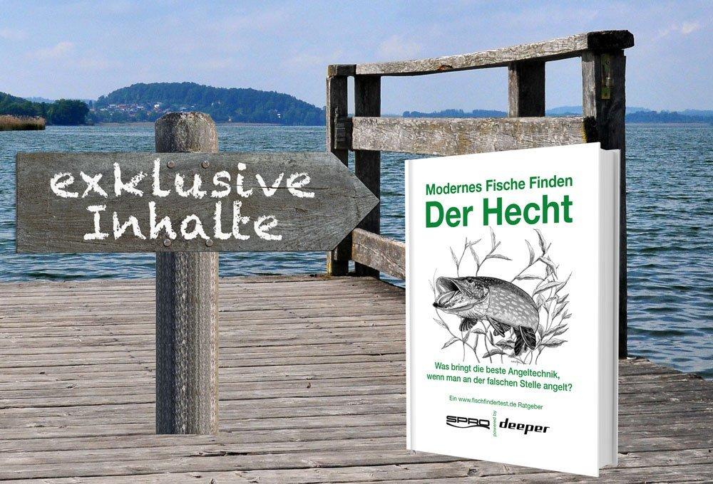 Modernen Fische finden - Der Hecht exklusiv