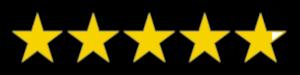 Cover Bewertung nur Stars