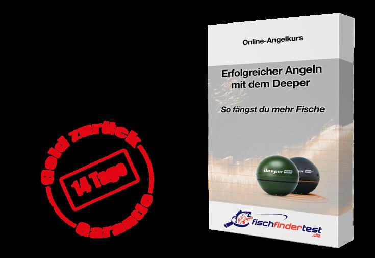 Erfolgreicher mit dem Deeper Onlinekurs - Deeper Pro - Deeper Pro Plus und Deeper CHIRP