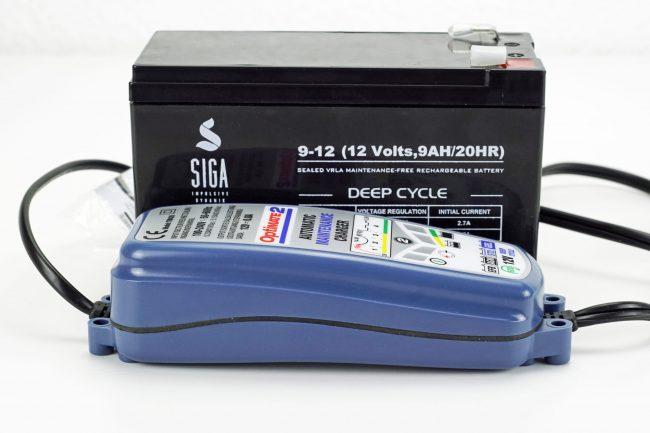 echolot-batterie-bleiakku-test