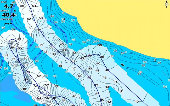 C-Map Genesis Lowrance HDS Live