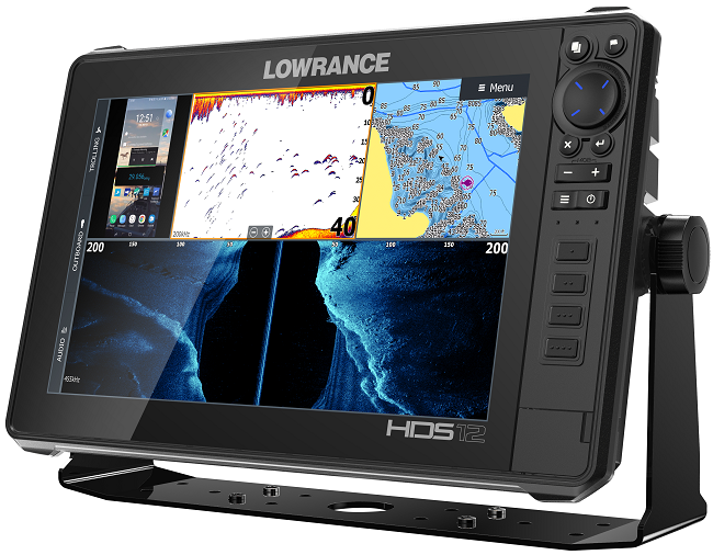 HDS Live 12 Lowrance