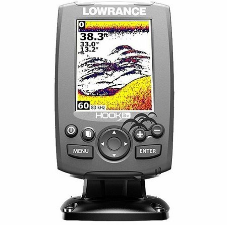 lowrance-hook-3x-test