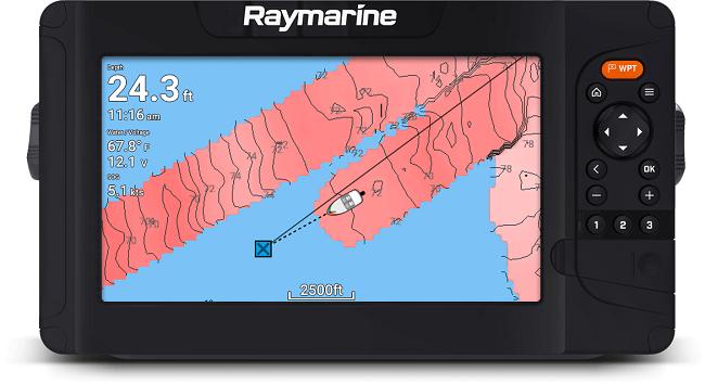 Raymarine_Element_9_HV_kartenplotter_echolot_kombigeraet