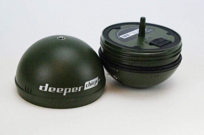 Deeper-Fisch-Sonar-Technik